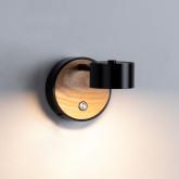 Applique murale LED en Aluminium Gala, image miniature 3