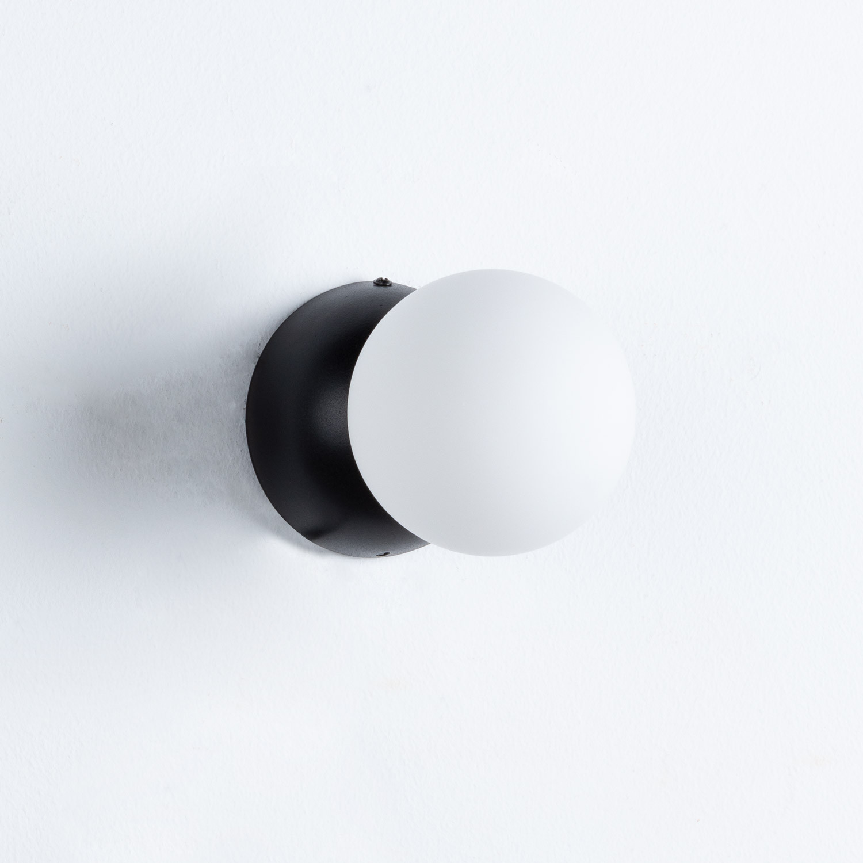 Applique Murale LED en Verre Tasha , image de la gelerie 1