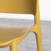 Chaise d'Extérieur en Polypropylène Kole, image miniature 6