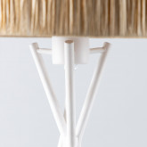 Lampe de Table en Métal Shak, image miniature 5