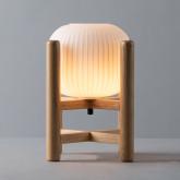 Lampe de Table en Bois Nara, image miniature 3