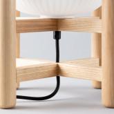 Lampe de Table en Bois Nara, image miniature 4