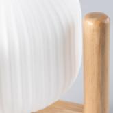 Lampe de Table en Bois Nara, image miniature 6