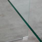 Console en Verre Trempé (120x40 cm) Gress, image miniature 6