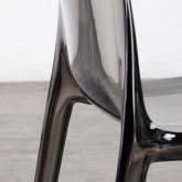 Chaise de Salle à manger en Polycarbonate Ice, image miniature 7