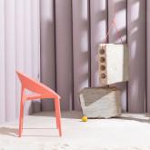 Chaise d'Extérieur en Polypropylène Lara, image miniature 2