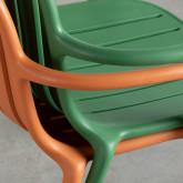 Chaise d'Extérieur en Polypropylène Brand, image miniature 7