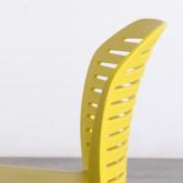 Chaise d'Extérieur en Polypropylène Wave, image miniature 6