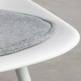 Coussin en Tissu Grey, image miniature 3