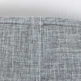 Coussin en Tissu Grey, image miniature 4