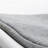 Coussin en Tissu Grey, image miniature 5