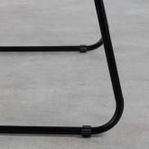 Tavolino Rettangolare in Rattan Sintetico e Cristallo (90x50 cm) Balar, immagine in miniatura 6