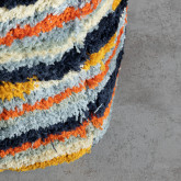 Pouf Quadrato in Tessuto Viele, immagine in miniatura 5