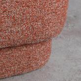 Pouf Quadrato in Tessuto Escua, immagine in miniatura 6