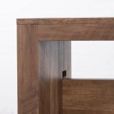 Tavolo da Pranzo Allungabile in MDF (45-180x90 cm) Ville, immagine in miniatura 12