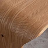 Tavolo Ausiliario Rettangolare in Legno (50x30 cm) Tika, immagine in miniatura 7