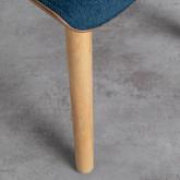 Sgabello Basso in Tessuto Tika (42 cm), immagine in miniatura 6