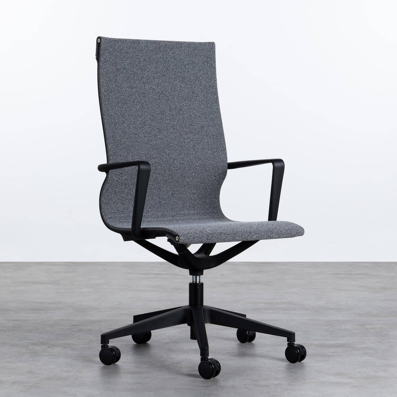 Sedia da Ufficio Regolabile con Ruote Jones, immagine della galleria 1