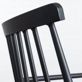 Sedia Outdoor in Rattan e Alluminio Honti, immagine in miniatura 8