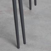 Sedia Outdoor in Rattan e Alluminio Honti, immagine in miniatura 10