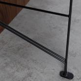Struttura a 1 lato - Scaffale modulare Omar, immagine in miniatura 5