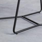 Sgabello Basso in Tessuti Lala (44 cm), immagine in miniatura 6