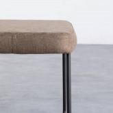 Sgabello Basso in Tessuti Lala (44 cm), immagine in miniatura 7