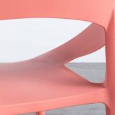 Sedia da Esterni in Polipropilene Lara, immagine in miniatura 7
