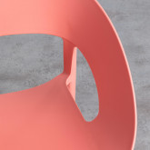 Sedia da Esterni in Polipropilene Lara, immagine in miniatura 8