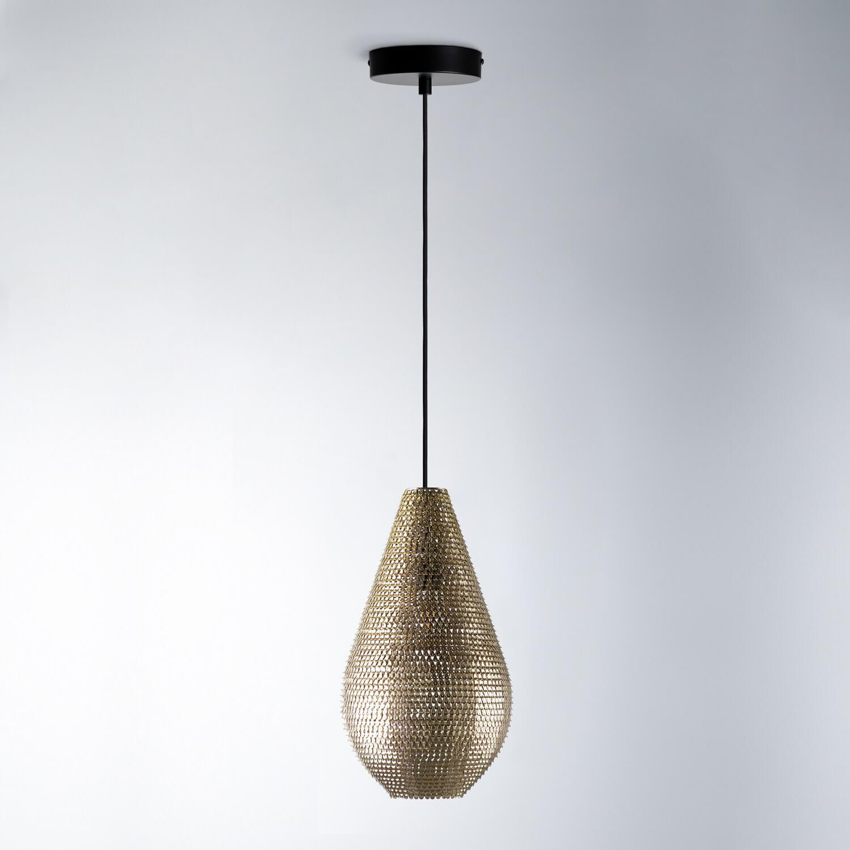 Lampada da Soffitto in Acciaio Brell, immagine della galleria 1