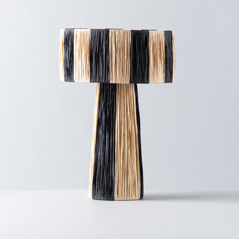 Lampada da Tavolo in Rattan Liana, immagine della galleria 1