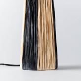 Lampada da Tavolo in Rattan Liana, immagine in miniatura 4