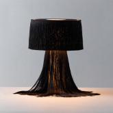 Lampada da Tavolo in Poliestere Yvins, immagine in miniatura 2