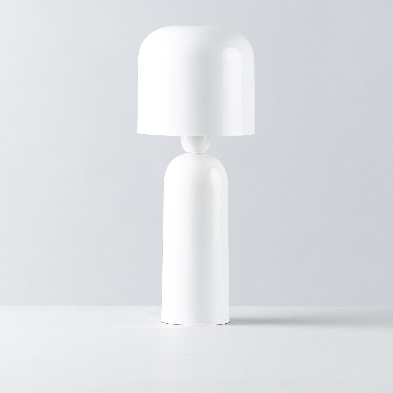 Lampada da Tavolo in Acciaio Asak, immagine della galleria 1