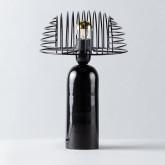 Lampada da Tavolo in Metallo Siba, immagine in miniatura 1