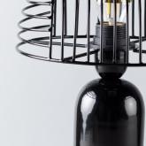 Lampada da Tavolo in Metallo Siba, immagine in miniatura 3