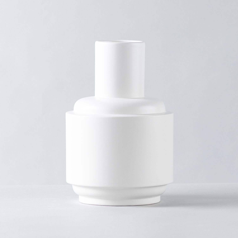 Vaso Dolomitico Yroco White, immagine della galleria 1