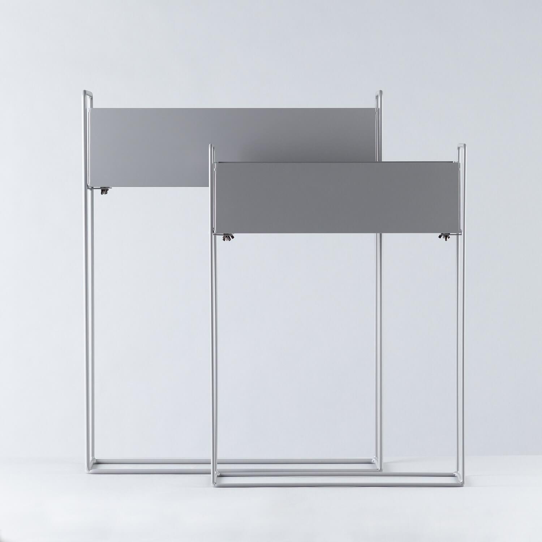 Fioriera Rettangolare in Metallo Armin, immagine della galleria 1