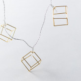 Ghirlanda Decorativa LED Cubik, immagine in miniatura 4