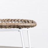 Sgabello Alto in Rattan Natural Aire (66 cm), immagine in miniatura 6