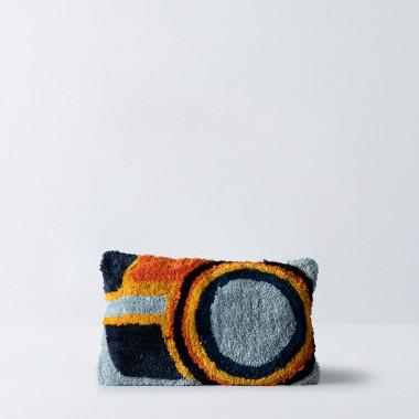 Cuscino rettangolare in Cotone (15x50 cm) Runi