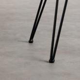 Sgabello Basso in Metallo Born (45 cm), immagine in miniatura 6