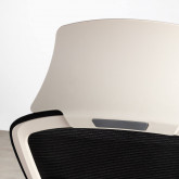Sedia da Ufficio con poggiatesta e Regolabile Driel, immagine in miniatura 6