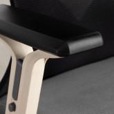 Sedia da Ufficio con poggiatesta e Regolabile Driel, immagine in miniatura 8