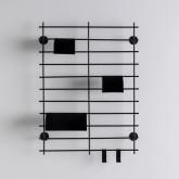 Scaffale da Parete in Acciaio (60x45 cm) Calap, immagine in miniatura 4