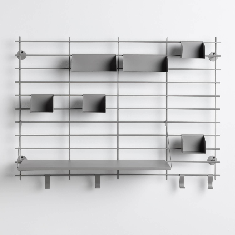 Scaffale da Parete in Acciaio (60x86 cm) Calap, immagine della galleria 1