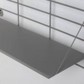 Scaffale da Parete in Acciaio (60x86 cm) Calap, immagine in miniatura 7
