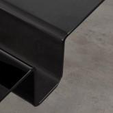 Tavolino Rettangolare in Cristallo Temperato (120x60 cm) Tida, immagine in miniatura 6