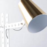 Lampada da Tavolo in Metallo Pix, immagine in miniatura 1231058