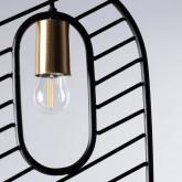 Lampada da Soffitto in Metallo Nima, immagine in miniatura 4
